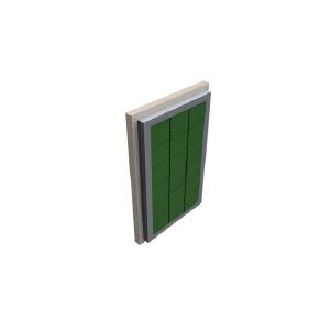 Effisus Wallyard Braze - Jardines verticales con resistencia al fuego superior
