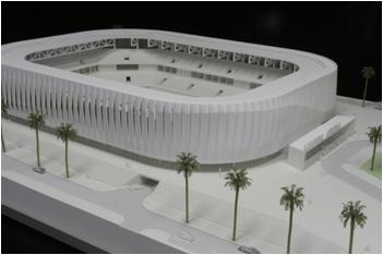 Luanda Arena – Angola