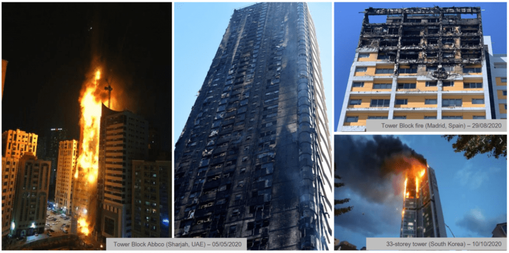 1 - Fire Building Incidents