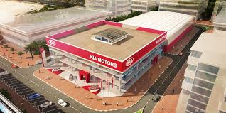 KIA Showroom, Dubai